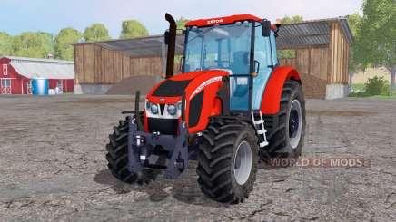 Zetor 140 Forterra HSX para Farming Simulator 2015