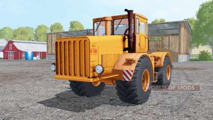 Kirovets K-700 a multi-cor para Farming Simulator 2015