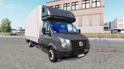 Volkswagen Crafter v2.0 para Euro Truck Simulator 2