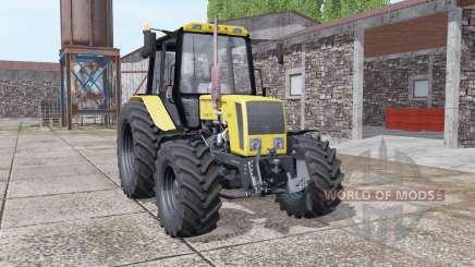 Bielorrússia 826 multicolor para Farming Simulator 2017