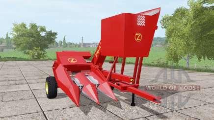 Zmaj 221 para Farming Simulator 2017
