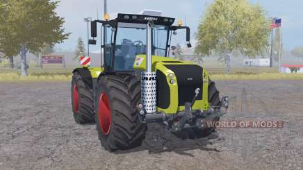 CLAAS Xerion 5000 swivel cab para Farming Simulator 2013