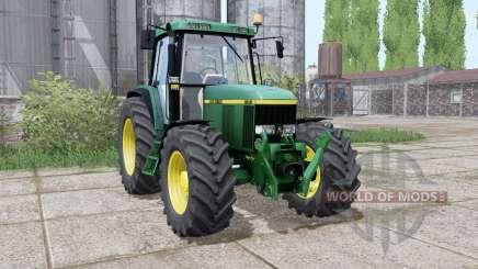 John Deere 6910 dual rear para Farming Simulator 2017