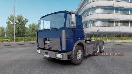 MAZ 6422 v1.33 para Euro Truck Simulator 2