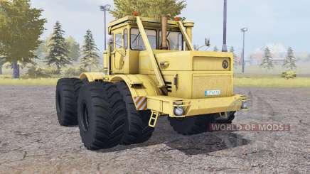 Kirovets K-700A rodas duplas para Farming Simulator 2013
