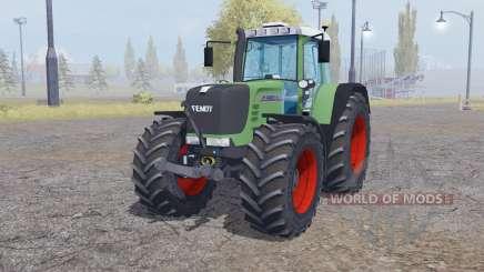 Fendt 926 Vario TMS twin wheels para Farming Simulator 2013