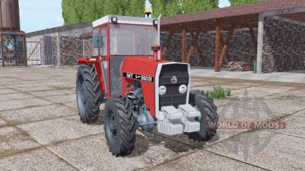 IMT 560 DV narrow wheels para Farming Simulator 2017