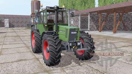 Fendt Favorit 614 LSA Turbomatik E para Farming Simulator 2017