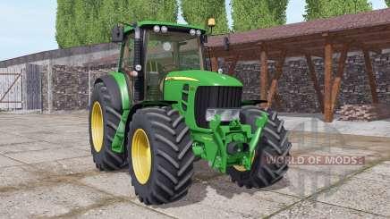 John Deere 7530 chiptuning para Farming Simulator 2017
