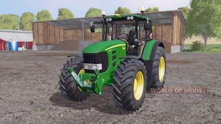 John Deere 7530 Premium animation parts para Farming Simulator 2015