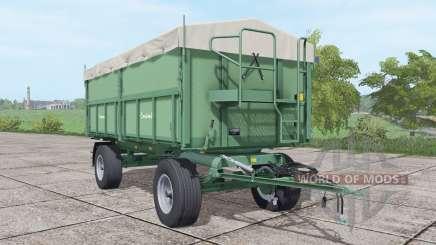 Krone Emsland grayish lime green para Farming Simulator 2017
