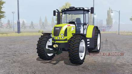 CLAAS Arion 530 strong yellow para Farming Simulator 2013