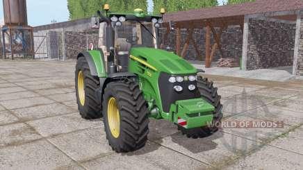 John Deere 7830 front weight para Farming Simulator 2017