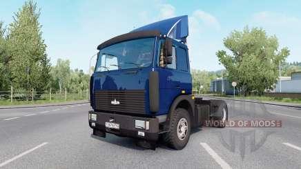 MAZ 54323 com reboque para Euro Truck Simulator 2