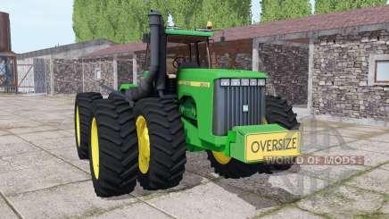 John Deere 9300 para Farming Simulator 2017
