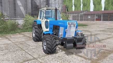 Fortschritt Zt 403 front weight para Farming Simulator 2017
