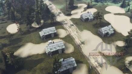 Leningrad oblast 3 para Spin Tires