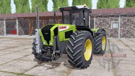 CLAAS Xerion 3300 Trac VC michelin tires para Farming Simulator 2017