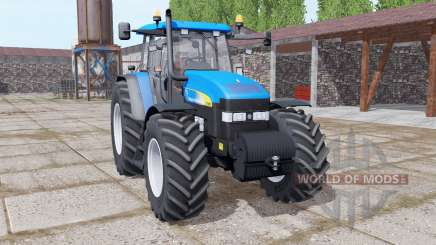 New Holland TM175 front weight para Farming Simulator 2017