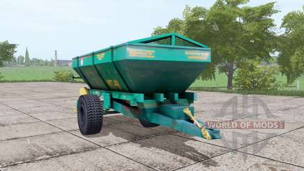 MTT 4U para Farming Simulator 2017