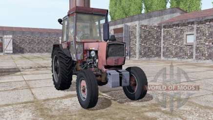 YUMZ 6КЛ v2.1 para Farming Simulator 2017
