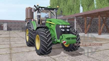 John Deere 7730 michelin tires para Farming Simulator 2017