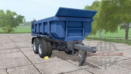 Hilken HI 2250 SMK v1.1 para Farming Simulator 2017