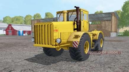 Kirovets K-700 animado portas para Farming Simulator 2015