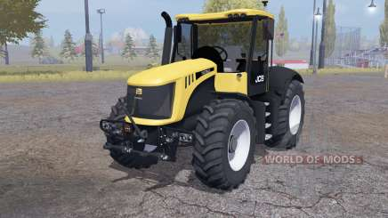 JCB Fastrac 8250 very soft yellow para Farming Simulator 2013