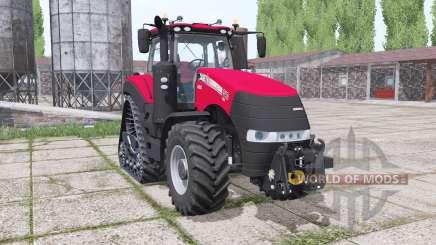 Case IH Magnum 340 CVX crawler modules para Farming Simulator 2017