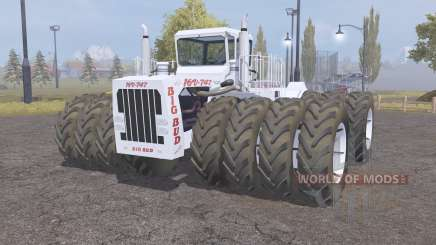 Big Bud 747 sixteen wheels para Farming Simulator 2013