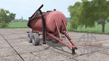 Rzt-6 anos para Farming Simulator 2017
