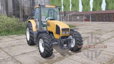 Renault Ares 550 RZ montagem do carregador para Farming Simulator 2017