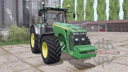 John Deere 8345R chip tuning para Farming Simulator 2017
