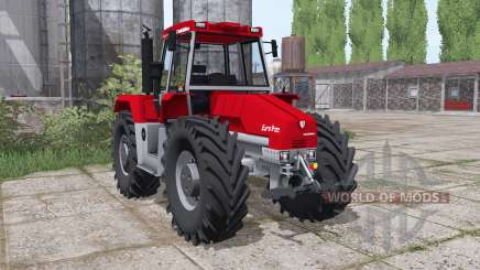 Schluter Euro Trac 2000 LS para Farming Simulator 2017