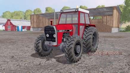 IMT 590 DV interactive control para Farming Simulator 2015