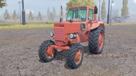 MTZ 82 Bielorrússia soft-vermelho para Farming Simulator 2013