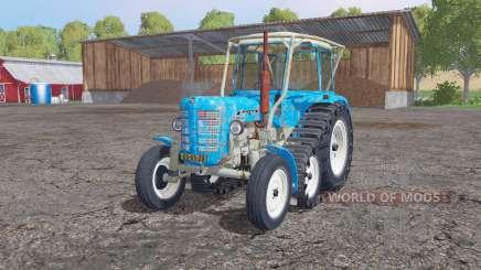 Zetor 4016 crawler para Farming Simulator 2015