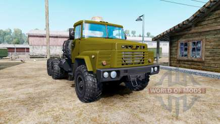 KrAZ 260 v1.33 para Euro Truck Simulator 2