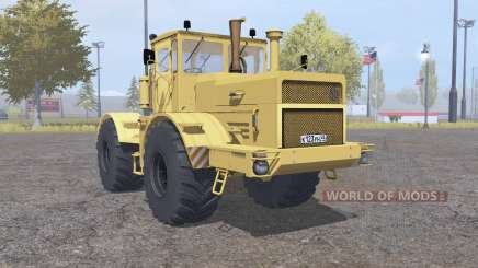 Kirovets K-700A amarelo para Farming Simulator 2013