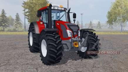 Valtra N163 strong red para Farming Simulator 2013