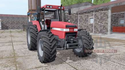 Case IH Maxxum 5130 front hydraulic para Farming Simulator 2017