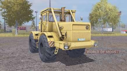 Kirovets K-700A controle interativo para Farming Simulator 2013
