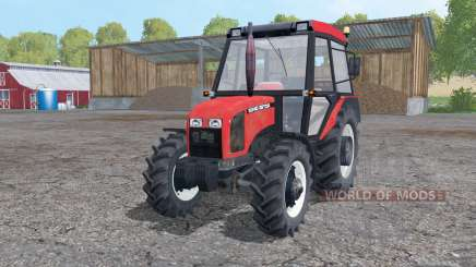 Zetor 5340 dual rear para Farming Simulator 2015