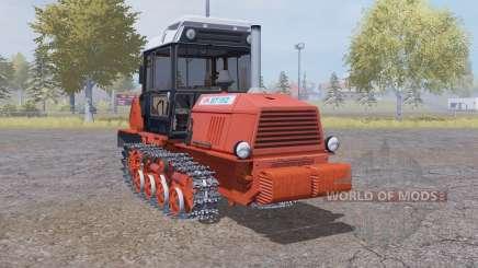 W-150 vermelha para Farming Simulator 2013