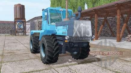 T-150K macio azul para Farming Simulator 2017
