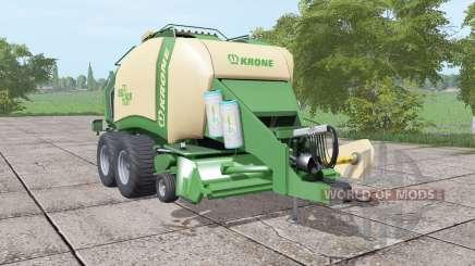 Krone BiG Pack 1290 HDP (XC) para Farming Simulator 2017