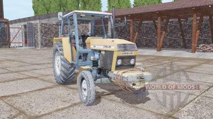 URSUS 912 very soft orange para Farming Simulator 2017