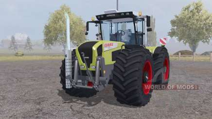 CLAAS Xerion 3800 twin wheels para Farming Simulator 2013