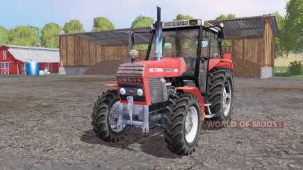 URSUS 914 soft red para Farming Simulator 2015